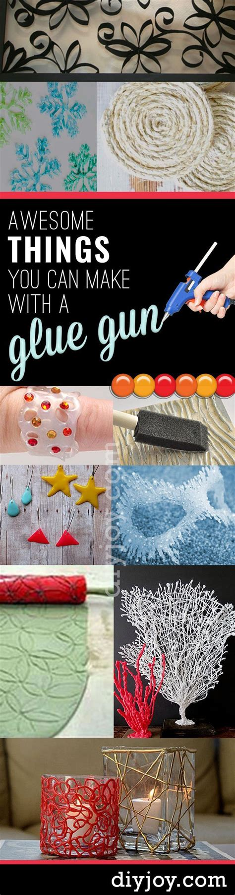 diy crafts the 25 best ideas about glue gun crafts on paint designs glue and