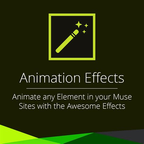 hover animation effects free responsive muse templates animation effects widget for adobe muse adobe muse