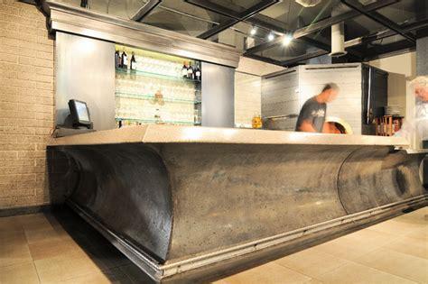 Concrete Bar Countertops by Timo S Concrete Wine Bar Kitchen