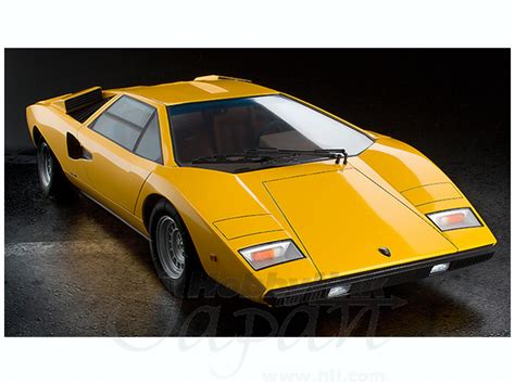 yellow lamborghini countach 1 12 lamborghini countach lp400 yellow by smile