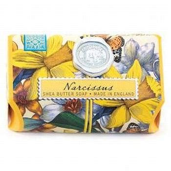 michel design wrapped soap narcissus michel design wrapped soap narcissus