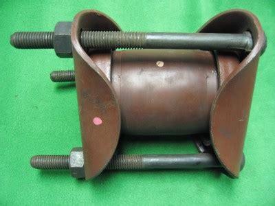 dmd dresser pipe transition coupling 2 875 steel 350g 2 7