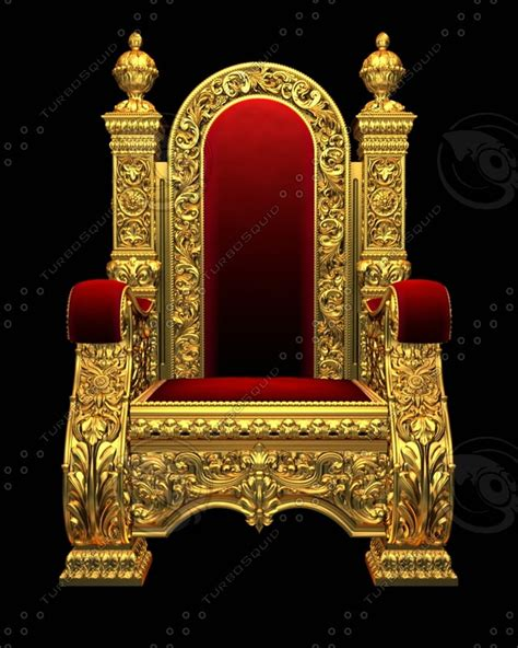 royal armchair 3d model royal chair armchair