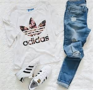 Adidas D 6 Away Zapatos P 936 by White With Floral Adidas Print And