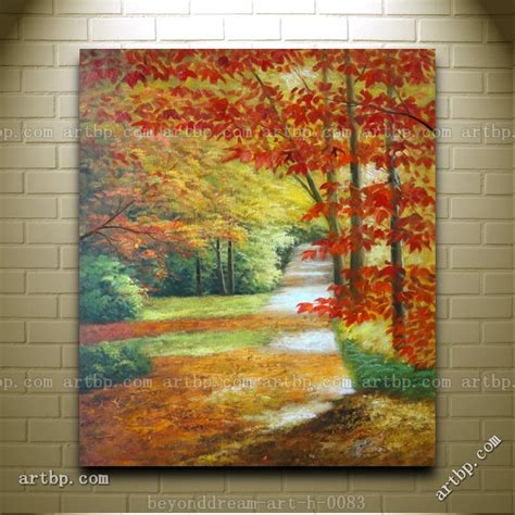 acrylic painting nature get cheap acrylic nature paintings aliexpress