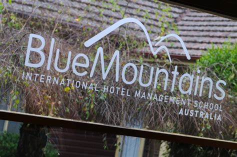 design management courses in australia blue mountains international hotel management school at