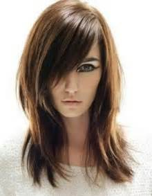 choppy layered hairstyles front back and sides best long choppy layered straight hairstyles with long