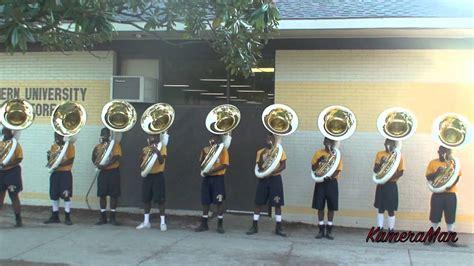 tuba section su band tuba section voodoo youtube