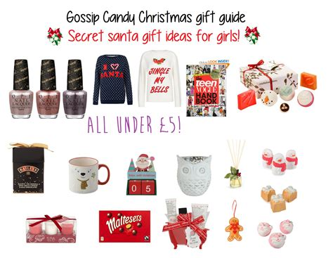 ideas for secret santa gifts share the knownledge