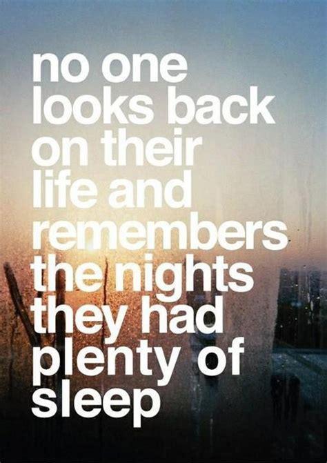 no sleep quotes