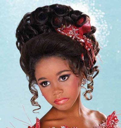 ponytail pageant hair hairstyle idea for pageants pageant pinterest kid