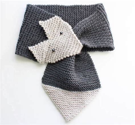 how to knit a baby scarf for beginners foxy garter stitch scarf allfreeknitting