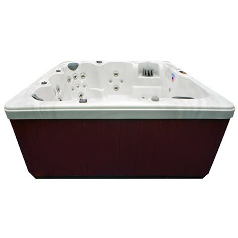 home  garden spas  person  jet spa  stainless