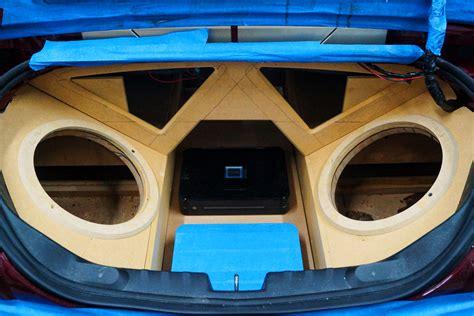 camaro custom sub box custom sub enclosure 2011 chevy camaro ss mr kustom