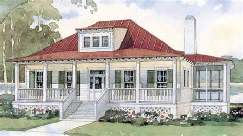 top 10 house plans coastal living
