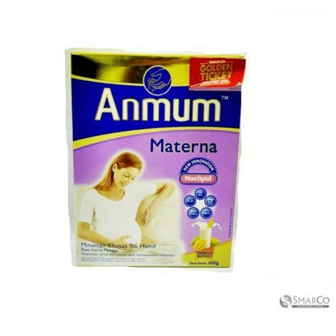 New Nutrinidrink Vanila 400gr detil produk anmum materna vanila mango 400 gr 1014010060015 9415007032649 superstore the smart