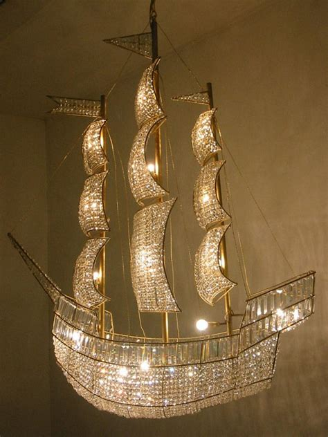 pirate ship light fixture rock and royal artwork designers in the netherlands