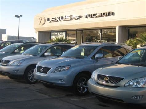 lexus of tucson speedway lexus of tucson tucson az 85712 car dealership and