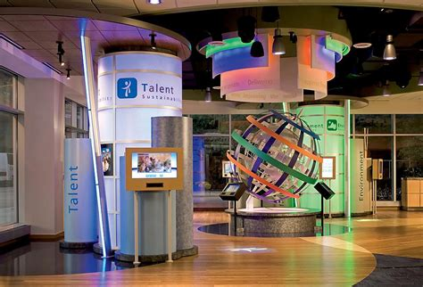 Pepsico Chicago Office by 4 Ways Display Technology Can Make Commercial Offices More