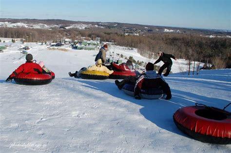 sledding michigan sledding and snow tubing spots in michigan michigan