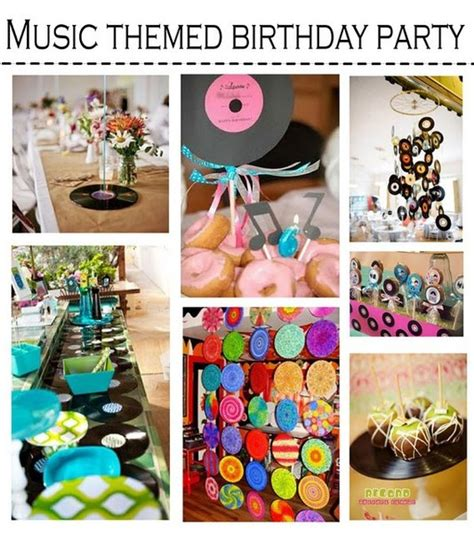 music themed birthday decorations music themed birthday party weddings events parties