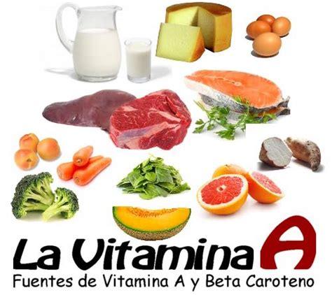 alimenti con vitamina b3 191 para que sirve la famosa vitamina a