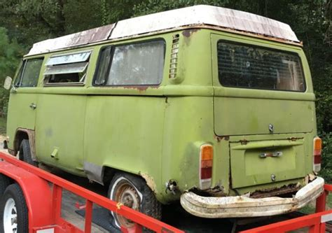 Used Volkswagen Westfalia For Sale by 1973 Vw Westfalia For Sale Html Autos Weblog