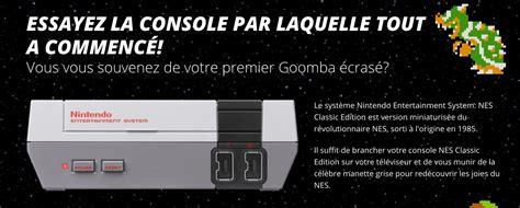 Snes Nintendo Entertainment System Classic Edition Console 1 la production de la mini console nintendo nes classic