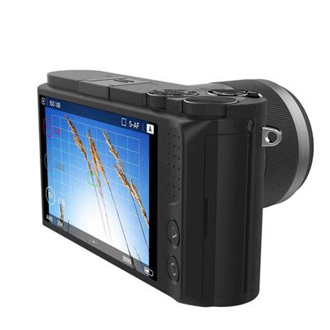 mirrorless wifi original yi m1 mirrorless wifi 4k dual lens black