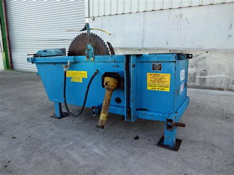 pto saw bench kidd pto driven saw bench g m stephenson ltd we buy