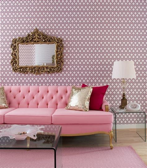 pink interior design living rooms decoratedin pink interiordecodir com