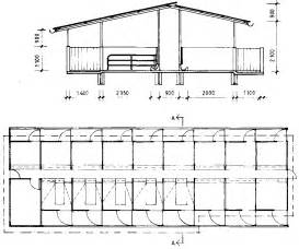 farm structures ch10 animal housing cattle housing piggery housing drawings submited images
