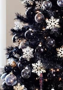 2013 black christmas tree decorations on pinterest black