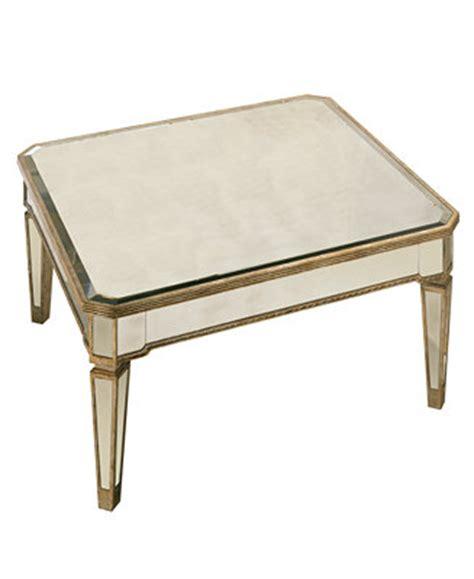 mirrored square coffee table marais table mirrored square coffee table furniture