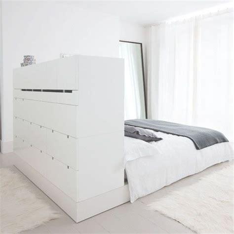 Moderne Gardinen F R Wohnzimmer 3749 wohnideen schlafzimmer den platz hinterm bett verwerten