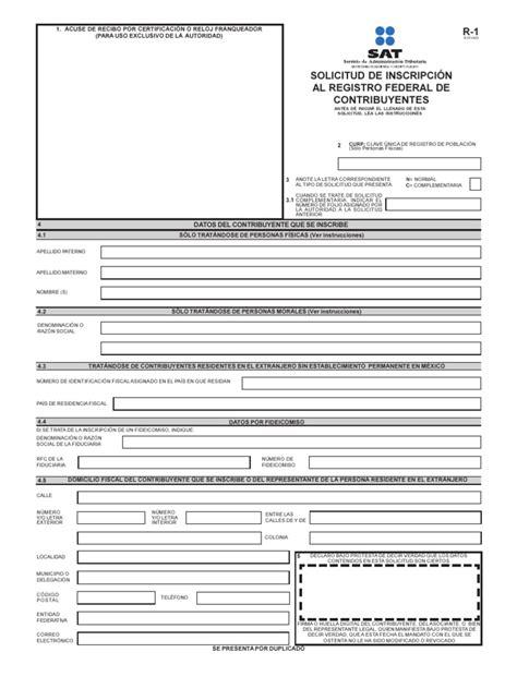 formulario hacienda retencion formato r1