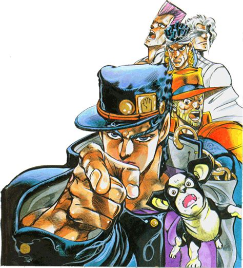 jojos bizarre adventure fullscreen bossfight friday night fights jojo s bizarre adventure