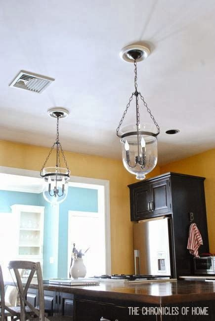convert can light to pendant tutorial how to convert recessed lights to pendants