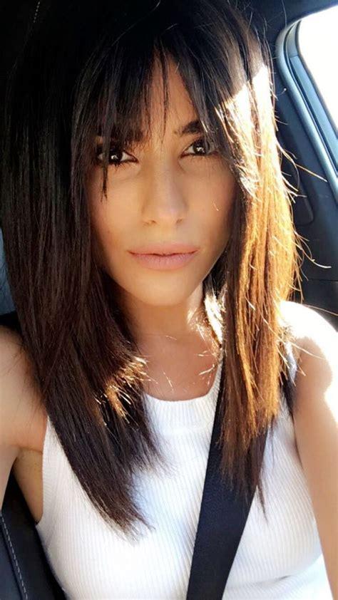 4 bangs hairstyles to bang or not to bang fashion tag blog sazan hair haircut bangs fall trends hair trends