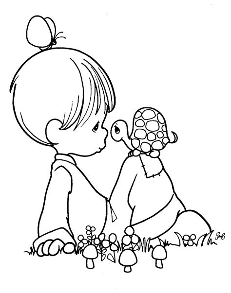 precious moments coloring pages free coloring