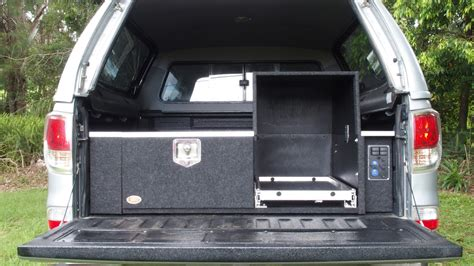 4x4 drawer systems for your outback touring solutions