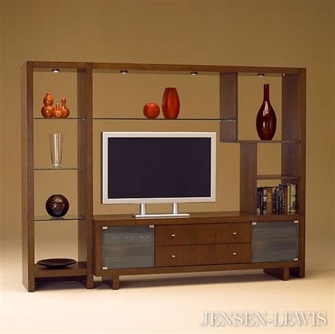 entertainment center design the visions wall entertainment center is part of a