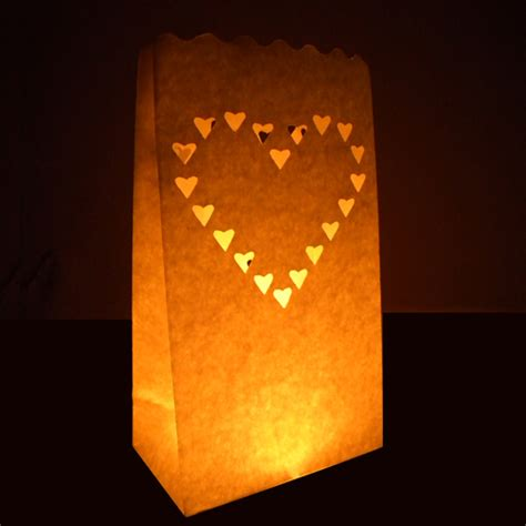 sacchetti per candele sacchetti portacandele carta