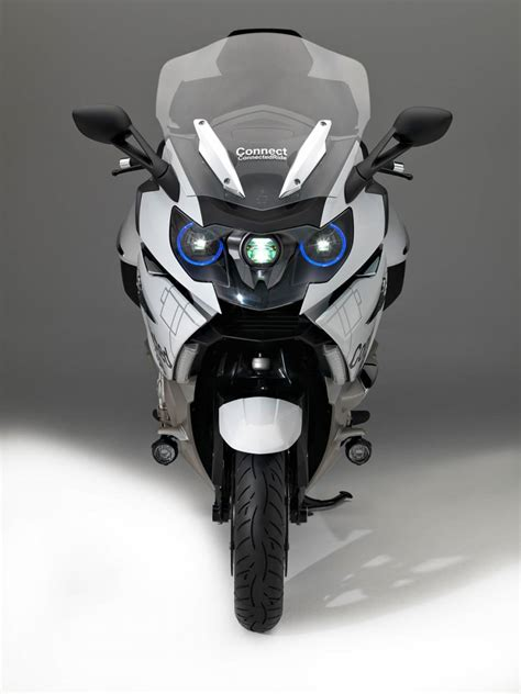 Bmw Motorrad Las Vegas by Bmw Al Ces Fari Laser E Casco Up Display Auto Design