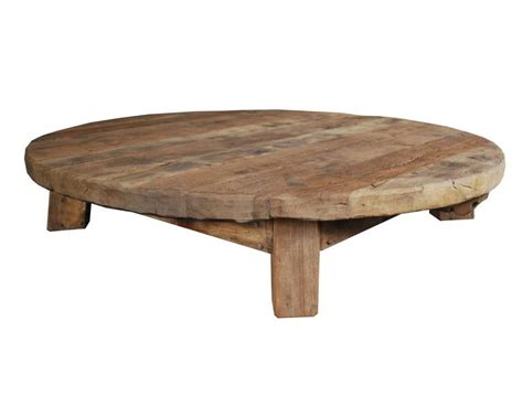 Large Low Coffee Table Extremely Large And Heavy Oakwood Coffee Table Low Table For Sale At 1stdibs
