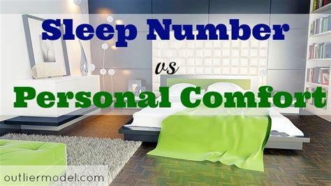 sleep number vs personal comfort sleep number vs personal comfort a comparison the