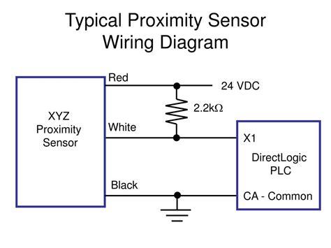 inductive proximity sensor wiring diagrams repair wiring