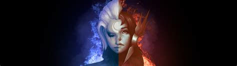 3840x1080 wallpaper video game league of legends full hd wallpaper and background