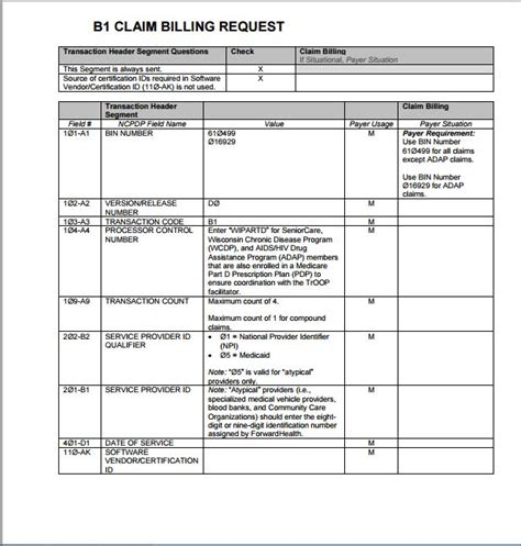 Claim Form Template by Sle Medicare Claim Form Templates Printable