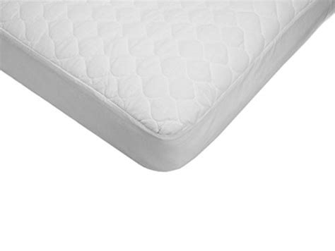 Mini Crib Mattress Cover From Usa American Baby Company Waterproof Fitted Quilted Portable Mini Crib Mattress Pad Cover